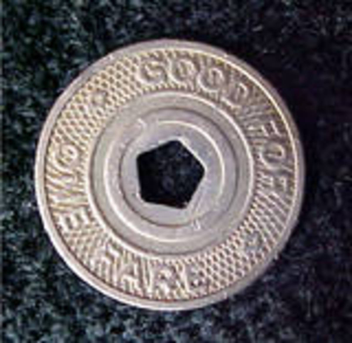 The reverse side of the same coin.