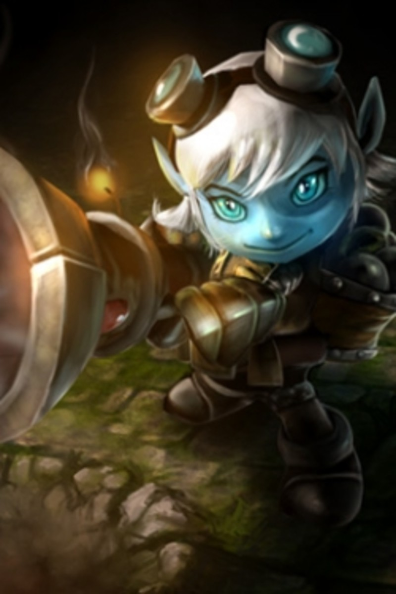 League of Legends - Tristana Guide and Build