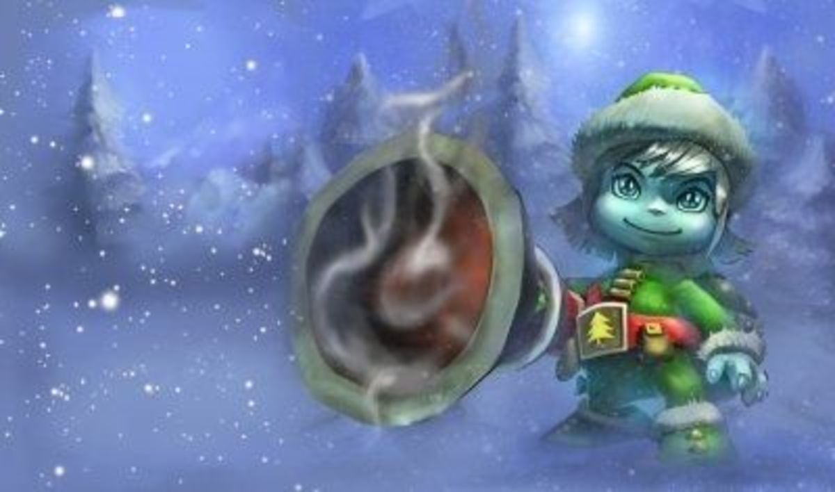 Elf Tristana