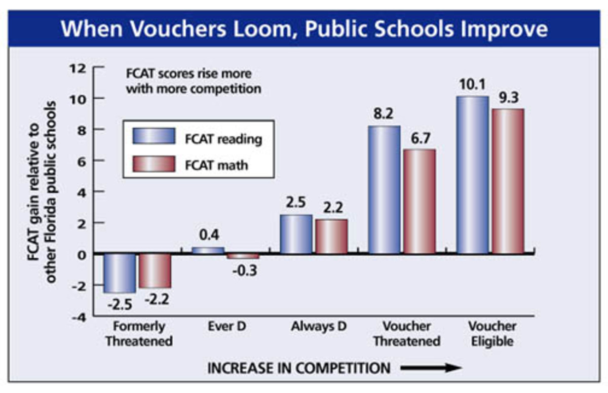 THE RESULTS OF VOUCHERS