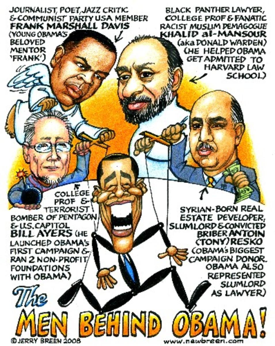 THE ANTI-AMERICAN AMERICAN PRESIDENT