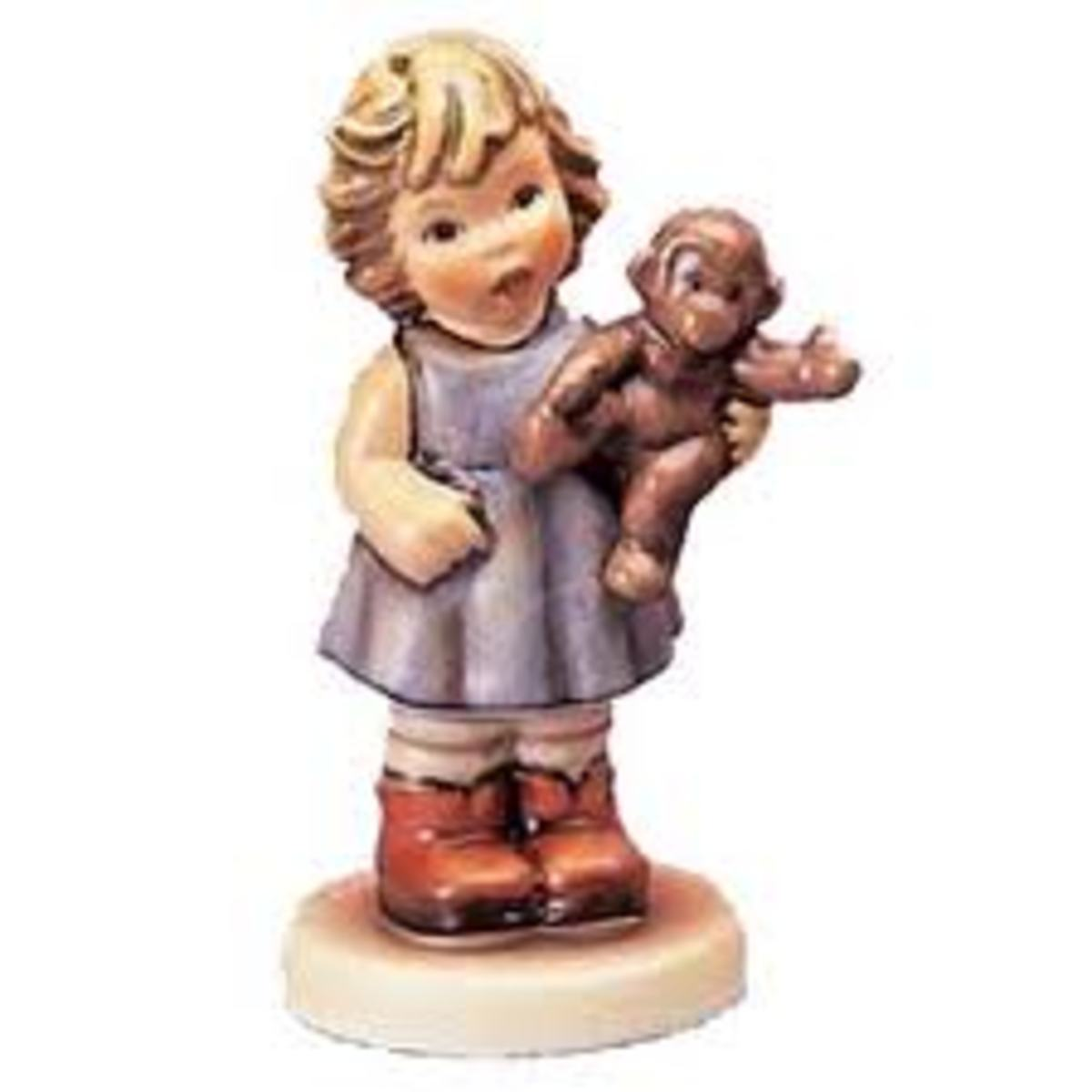 Hummel Figurines - Girl