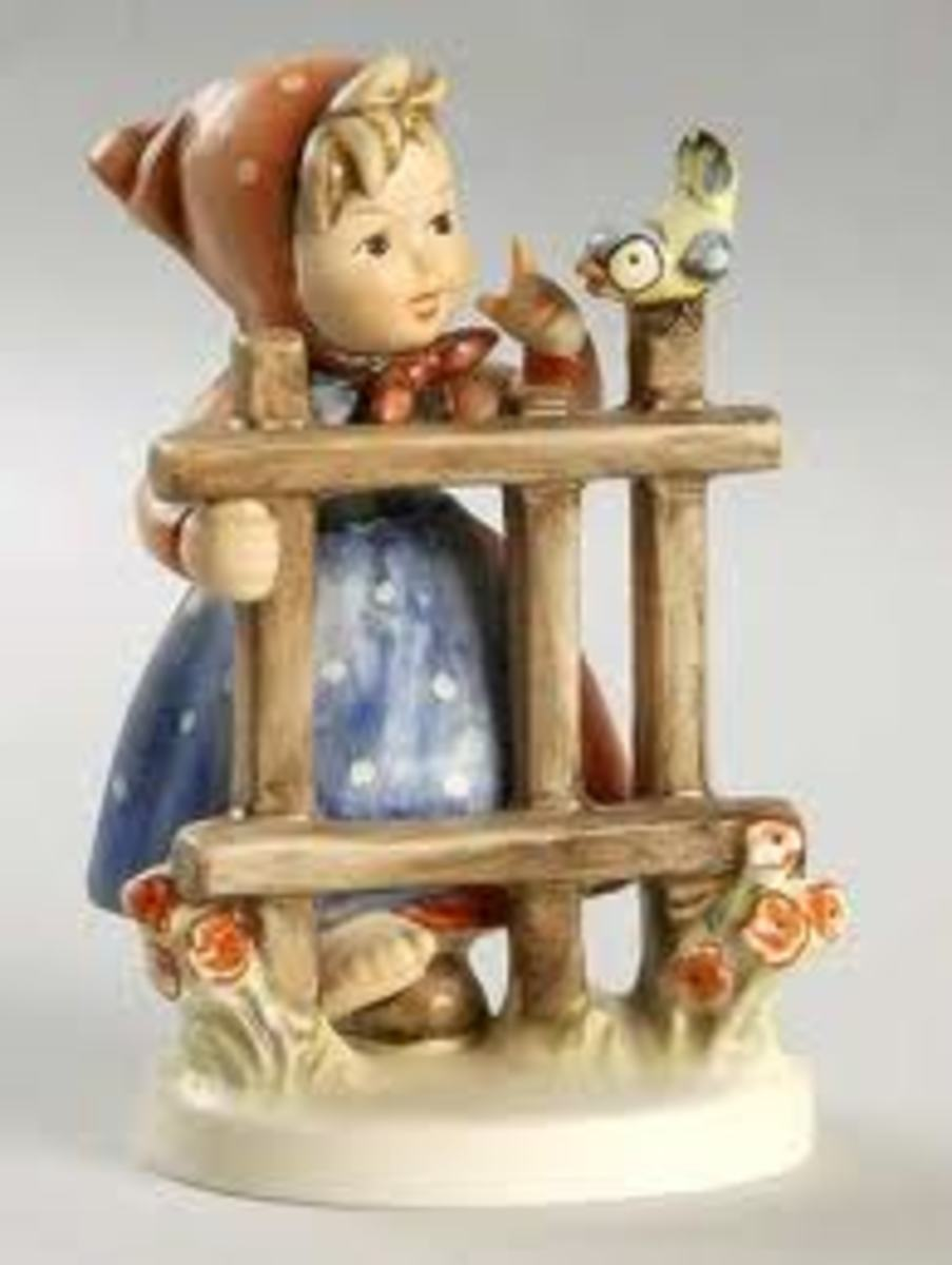 Hummel Figurines - Signs of Spring