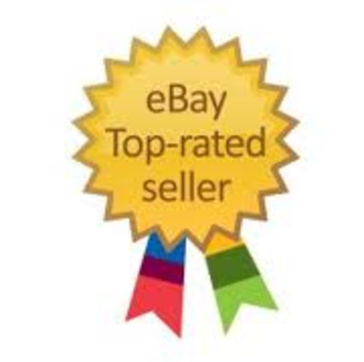 ebay's Top-Rated Sellers Icon