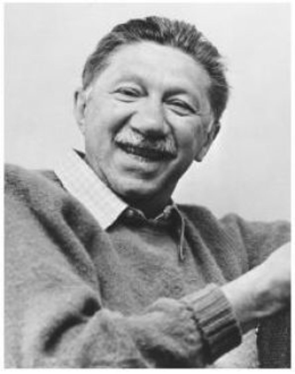 Abraham Maslow. Image Wikipedia