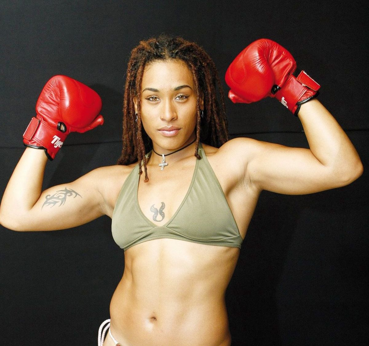 Hanna Gabriel - Female Boxer