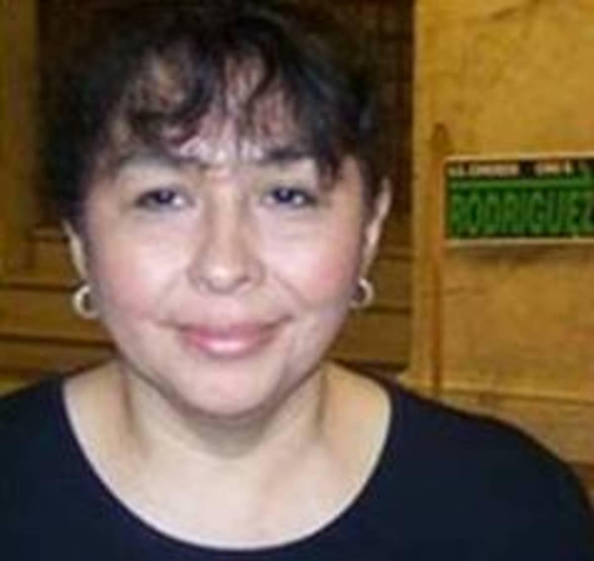 Commissioner Rodriguez's Minion . Sylvia Ruiz Mendelsohn.
