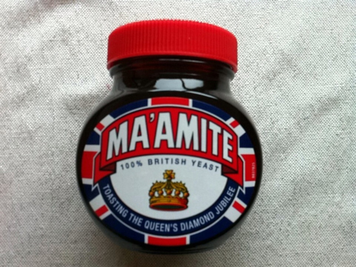 Vegans and Marmite: Make Yourself Some Marmite Marinade!