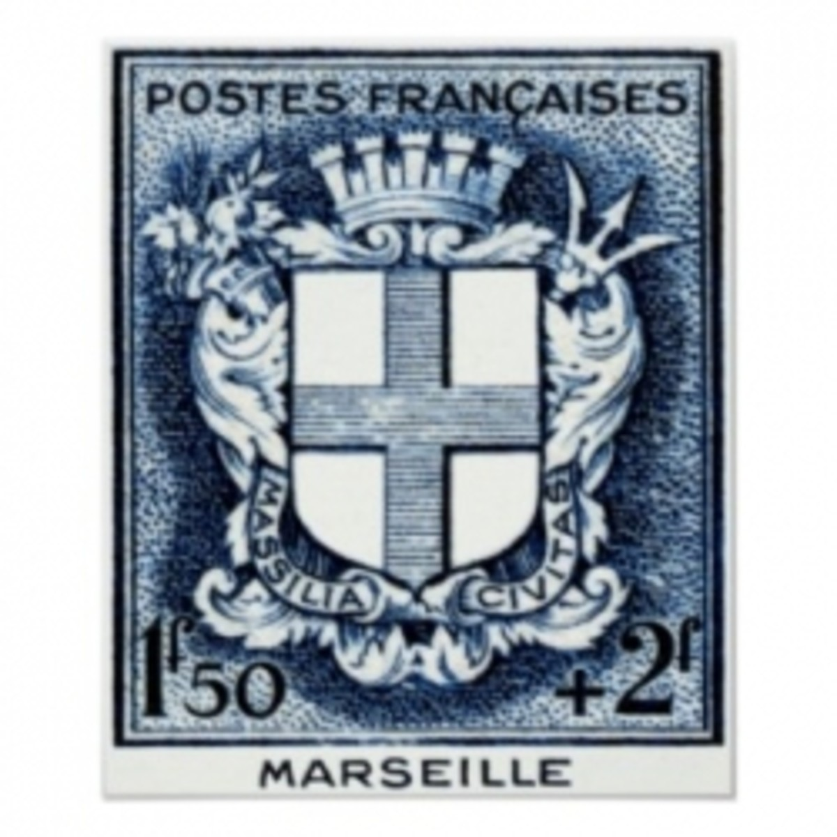 Collecting France Postage Stamps