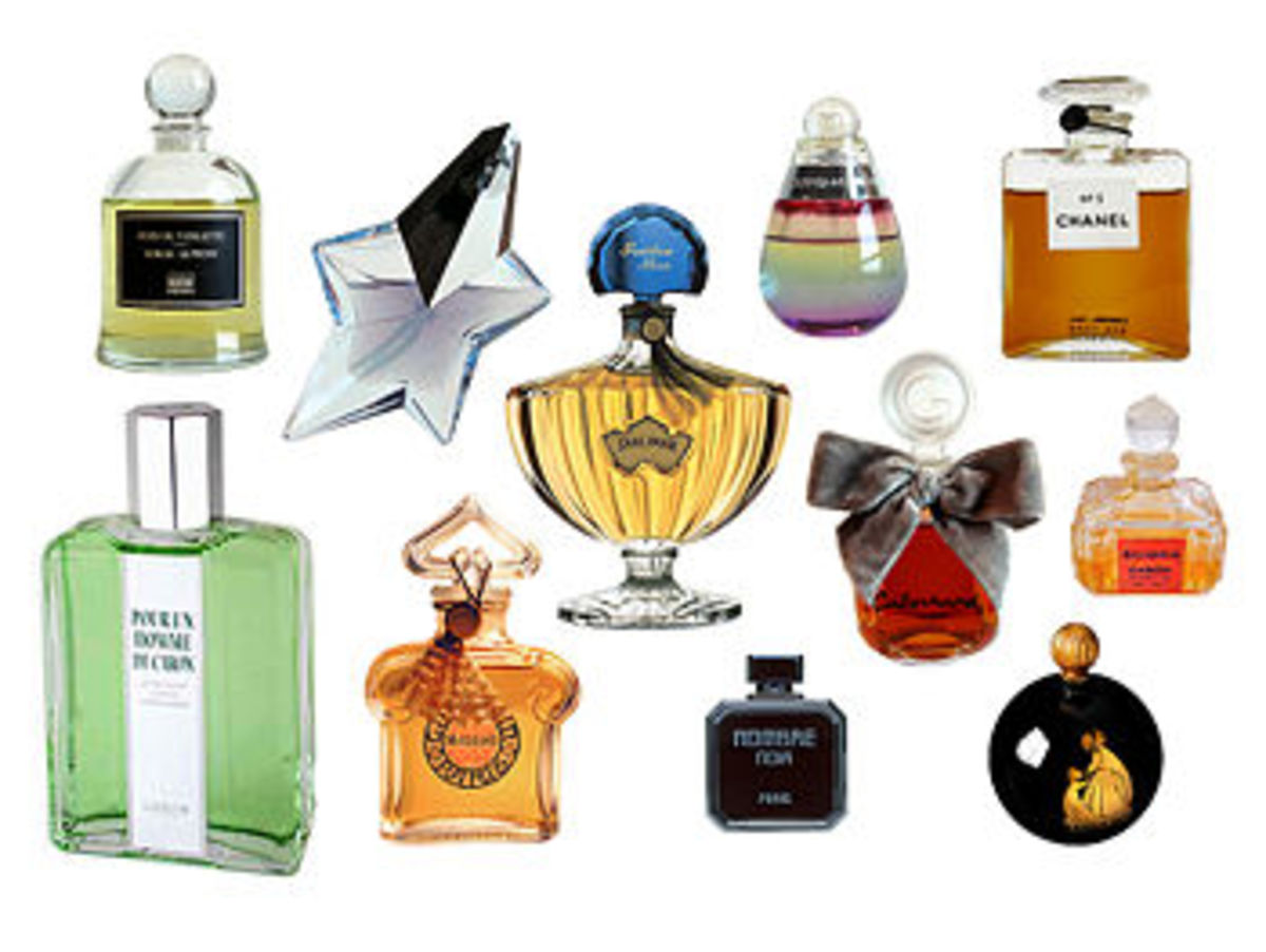 perfume review websites