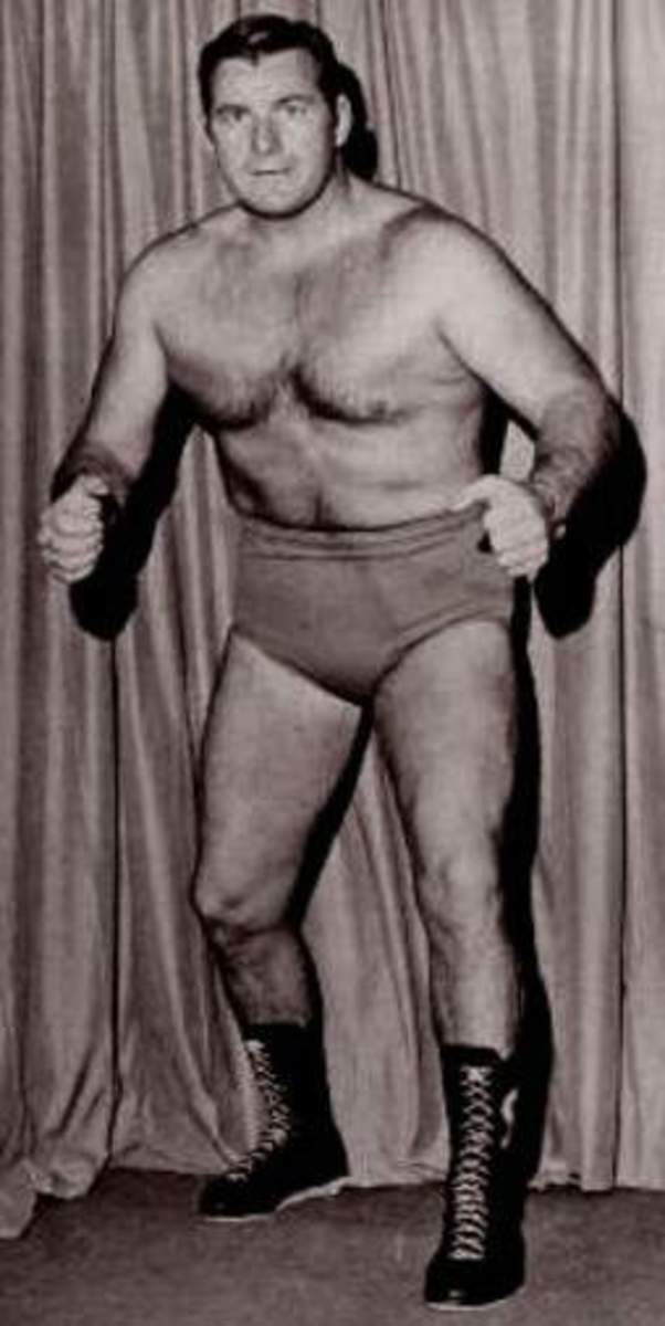 Angus Mackay Scott[1] (May 27, 1934  March 11, 2010), better known by his ring name Sandy Scott - cancer deaths