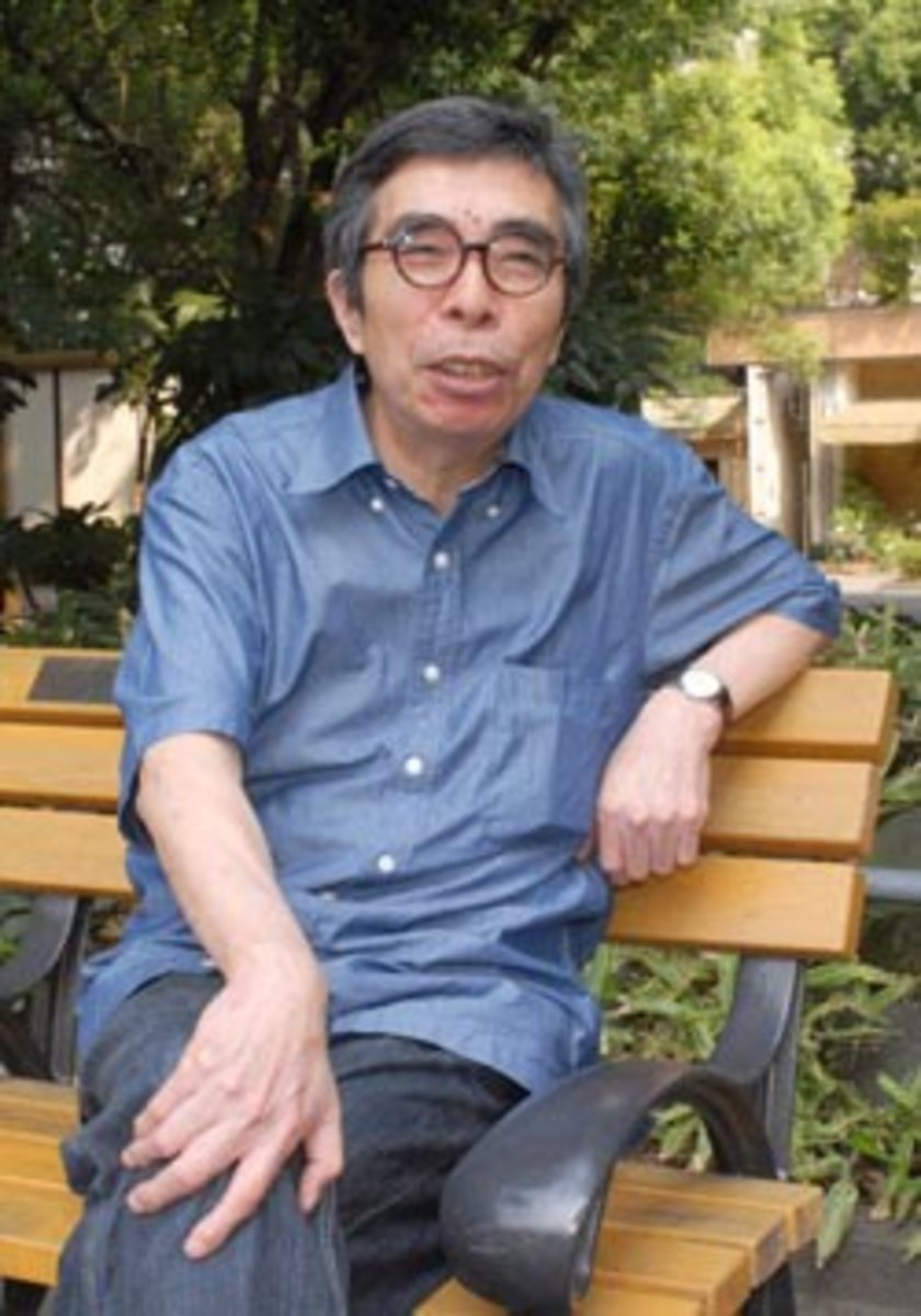 Inoue Hisashi (16 November 1934  9 April 2010) - cancer deaths