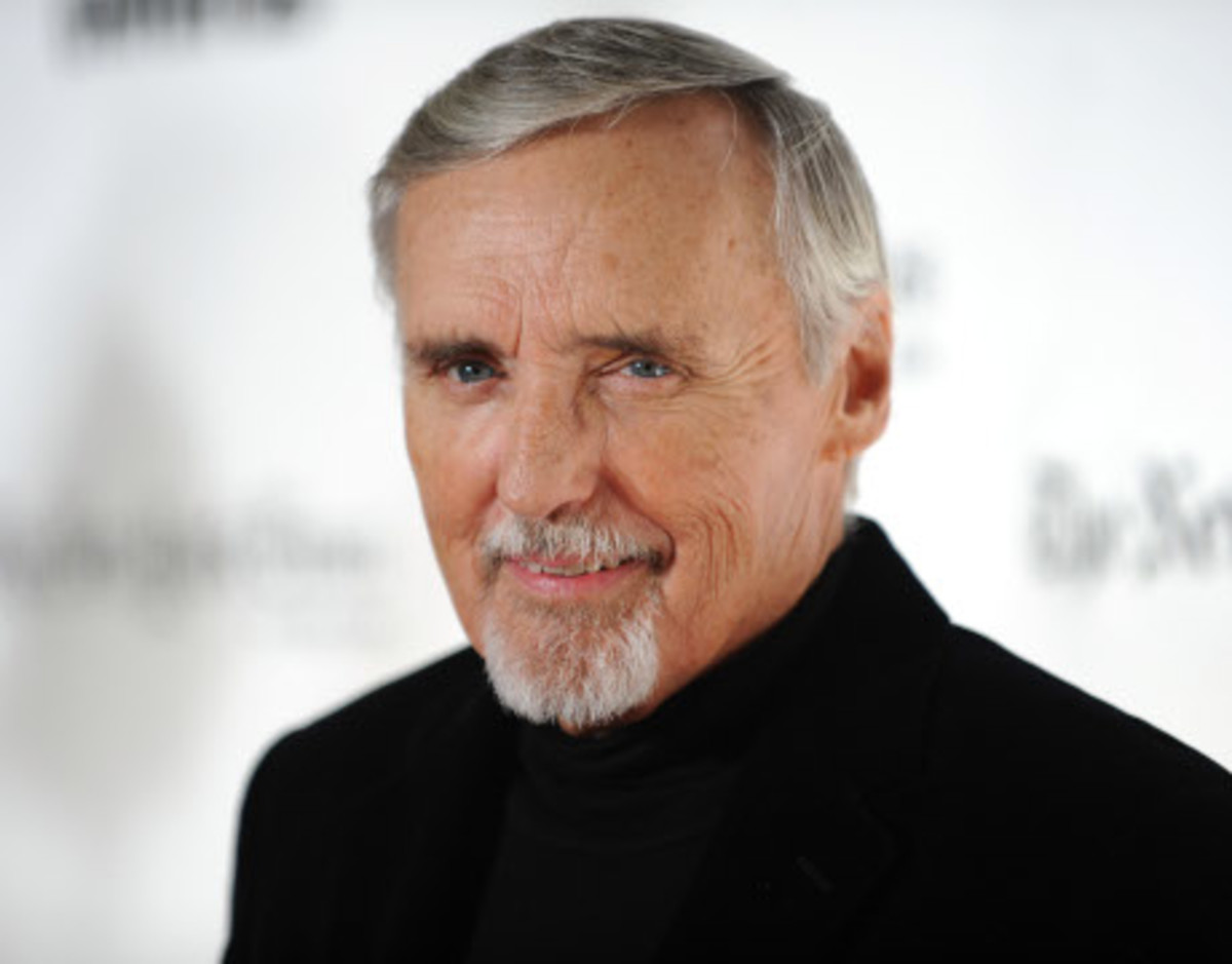 Dennis Lee Hopper (May 17, 1936  May 29, 2010), died from prostate cancer
