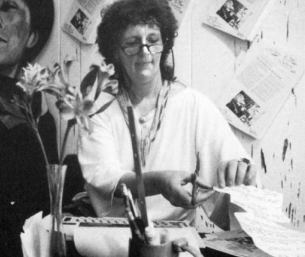 Georgelle Cynthia Hirliman (b. June 11, 1936 - d. January 29, 2010) - cancer deaths