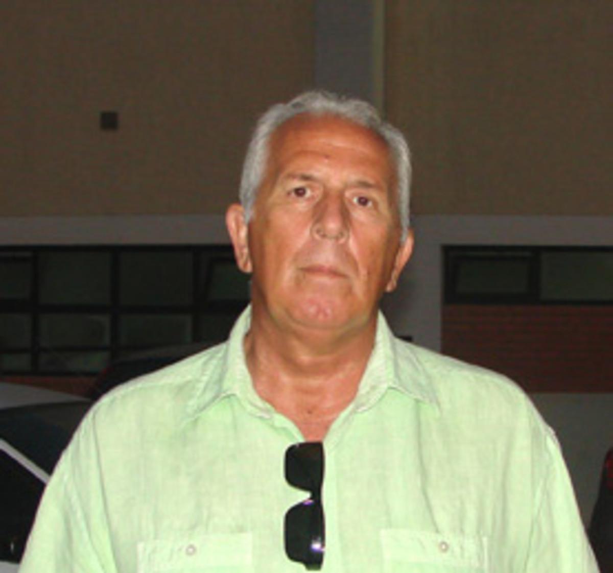 "Panagiotis ""Takis"" Michalos (3 October 1947 - 3 January 2010) - cancer deaths"
