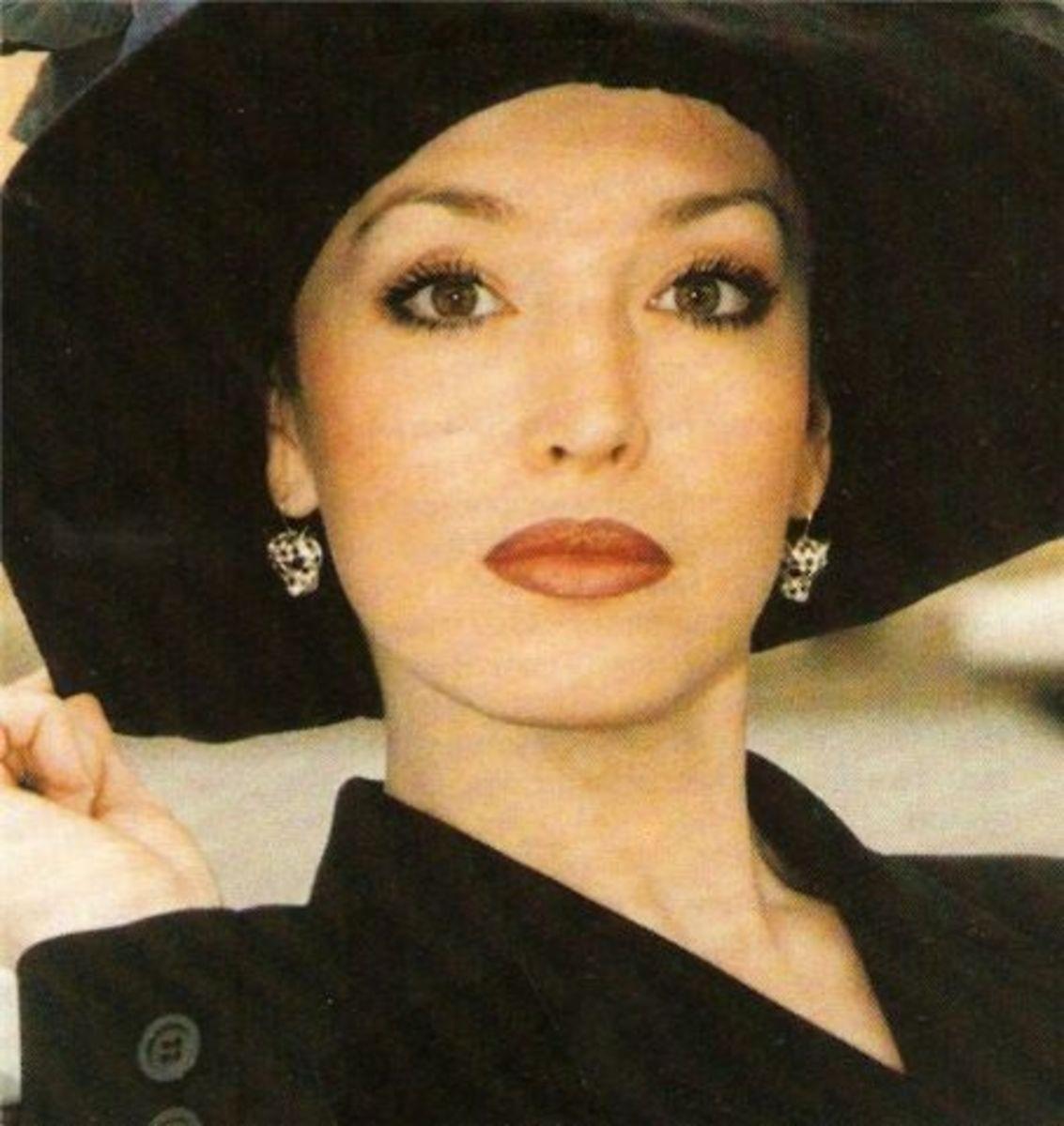 Anna Vladlenovna Samokhina (January 14, 1963  February 8, 2010) - cancer deaths