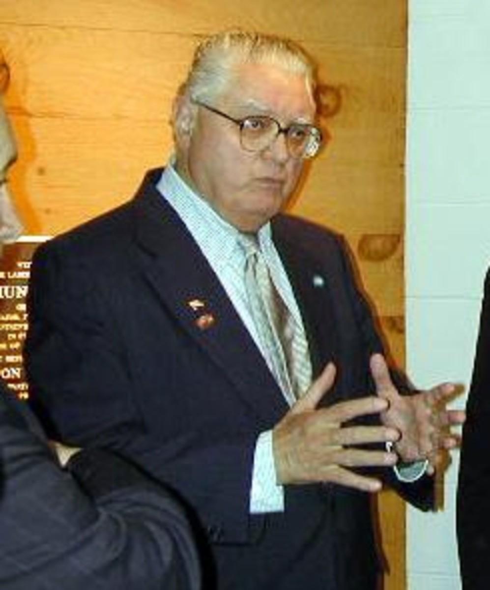 Edmund Dinis (October 4, 1924March 14, 2010) - cancer deaths