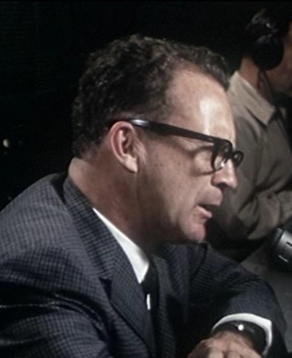 "William Earnest ""Ernie"" Harwell (January 25, 1918  May 4, 2010) - cancer deaths"