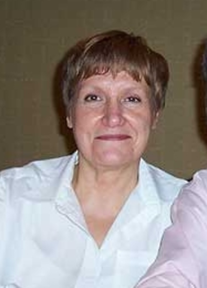 Jeanne Robinson (March 30, 1948  May 30, 2010) - cancer deaths