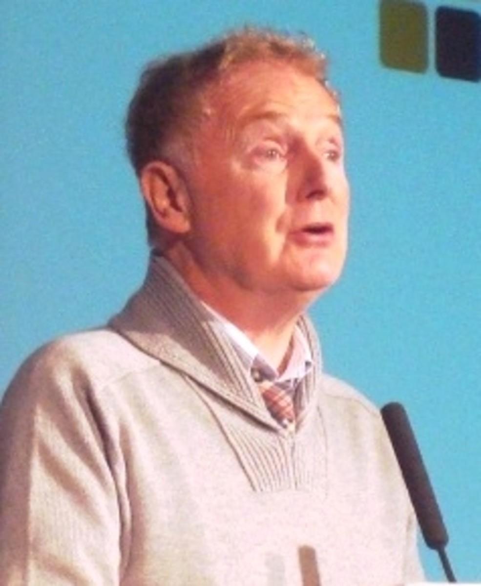 Malcolm Robert Andrew McLaren (22 January 19468 April 2010) - cancer deaths
