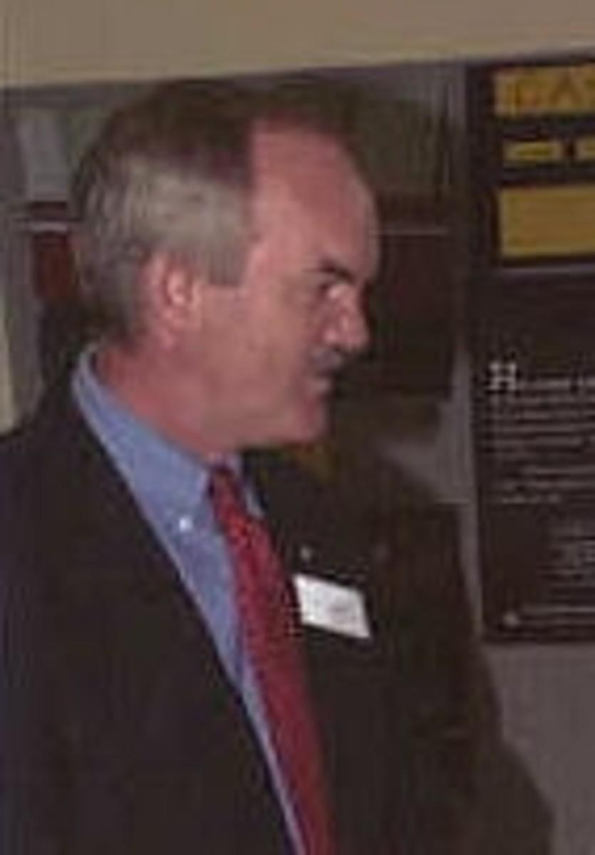 Bruce Harris OBE (1955, Scotland,  May 30, 2010, Florida)  - cancer deaths