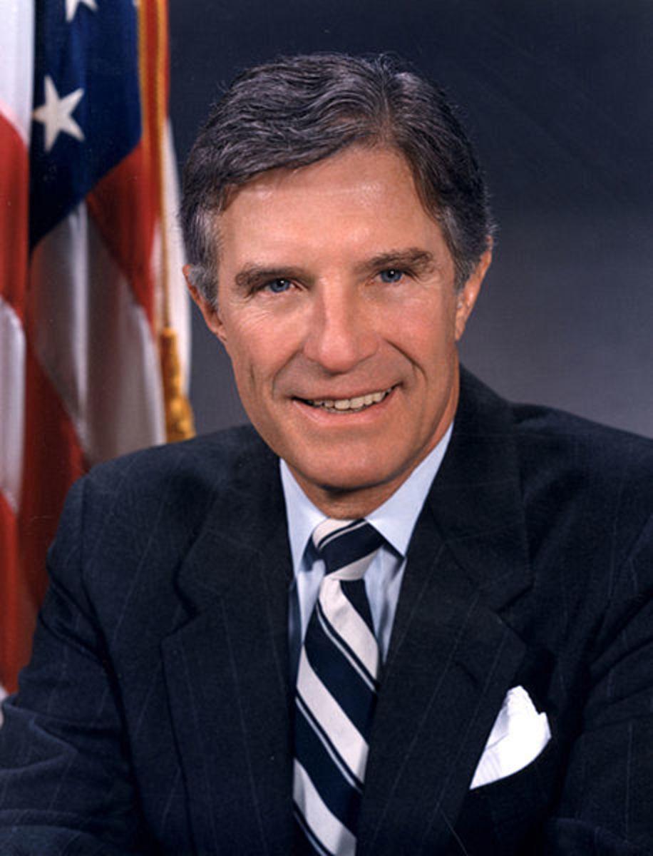 Robert Adam Mosbacher, Sr. (March 11, 1927  January 24, 2010) - cancer deaths