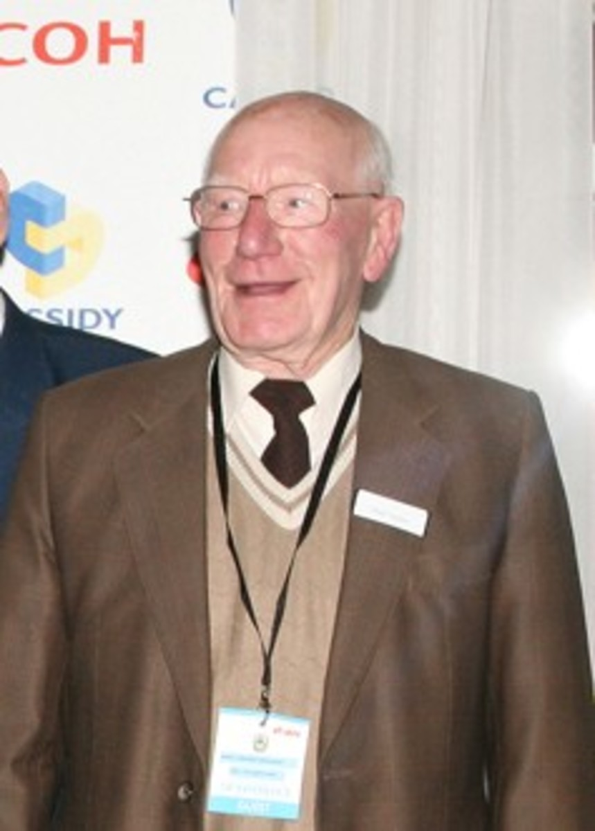 """Charles """"Charlie"""" Timmins (29 May 1922  13 April 2010) - cancer deaths"""