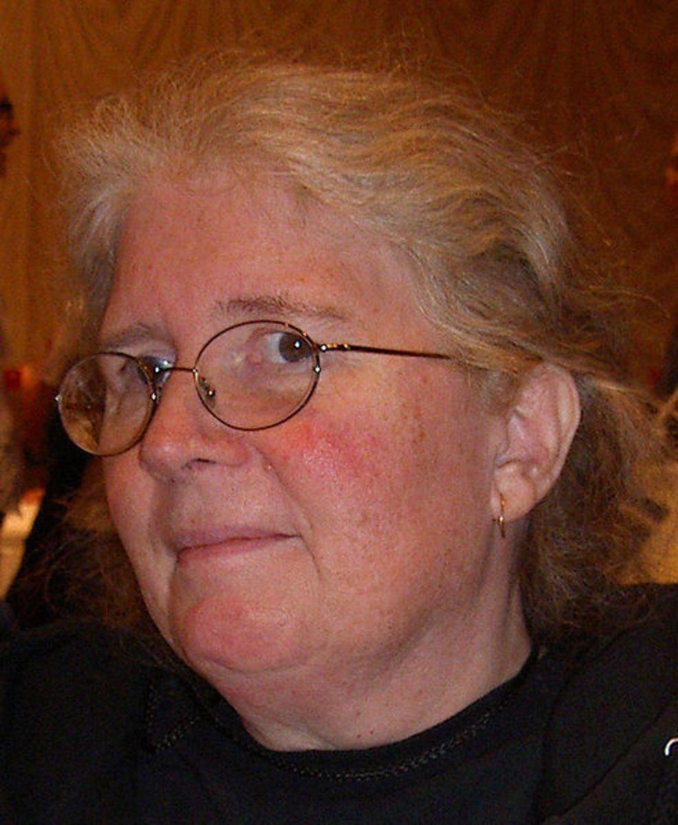 Kage Baker (June 10, 1952 - January 31, 2010) - cancer deaths