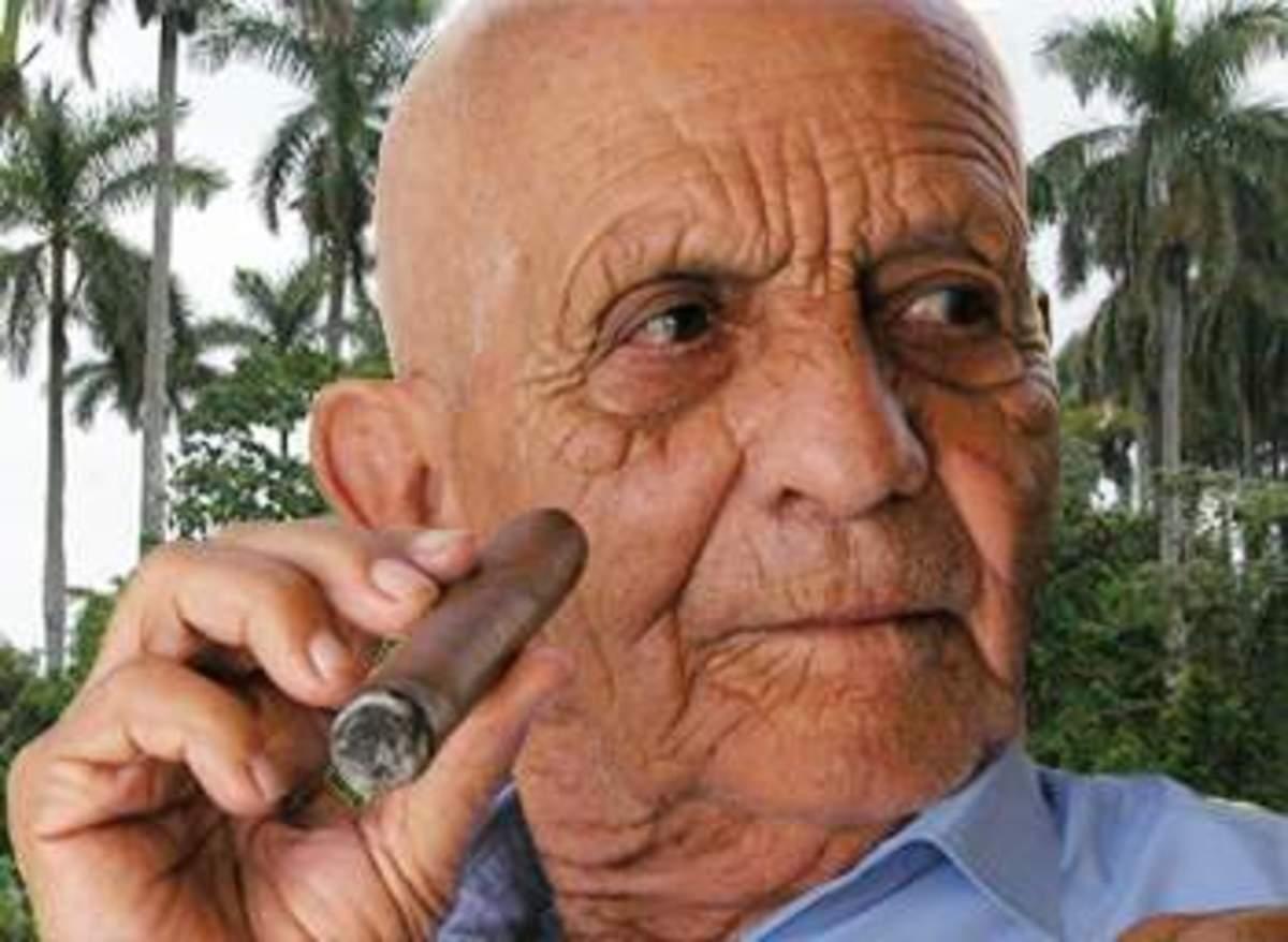 Alejandro Robaina (March 20, 1919  April 17, 2010) - cancer deaths
