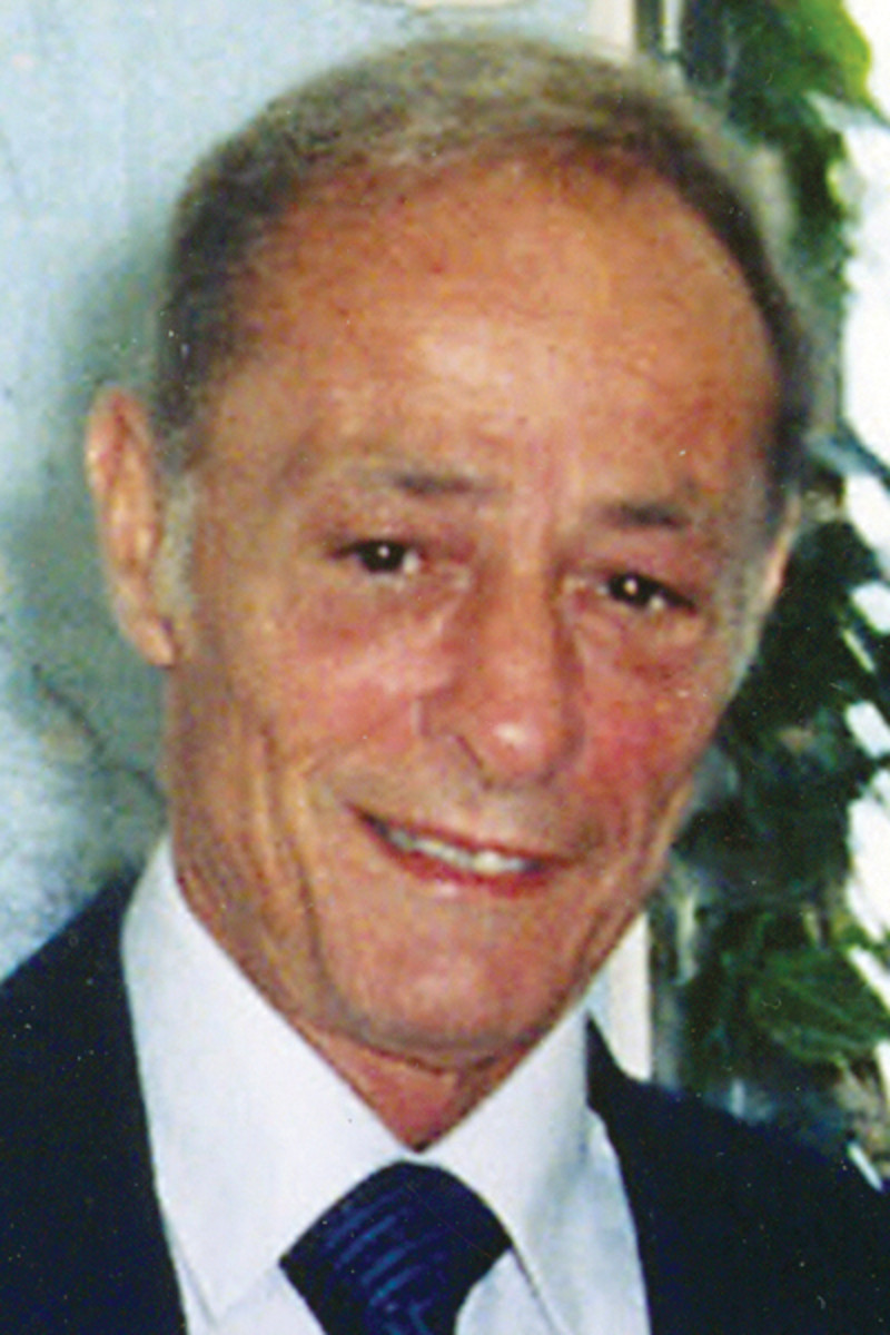 """Anthony """"Tony"""" A. Perici (September 21, 1920 - April 6, 2010) - cancer deaths"""