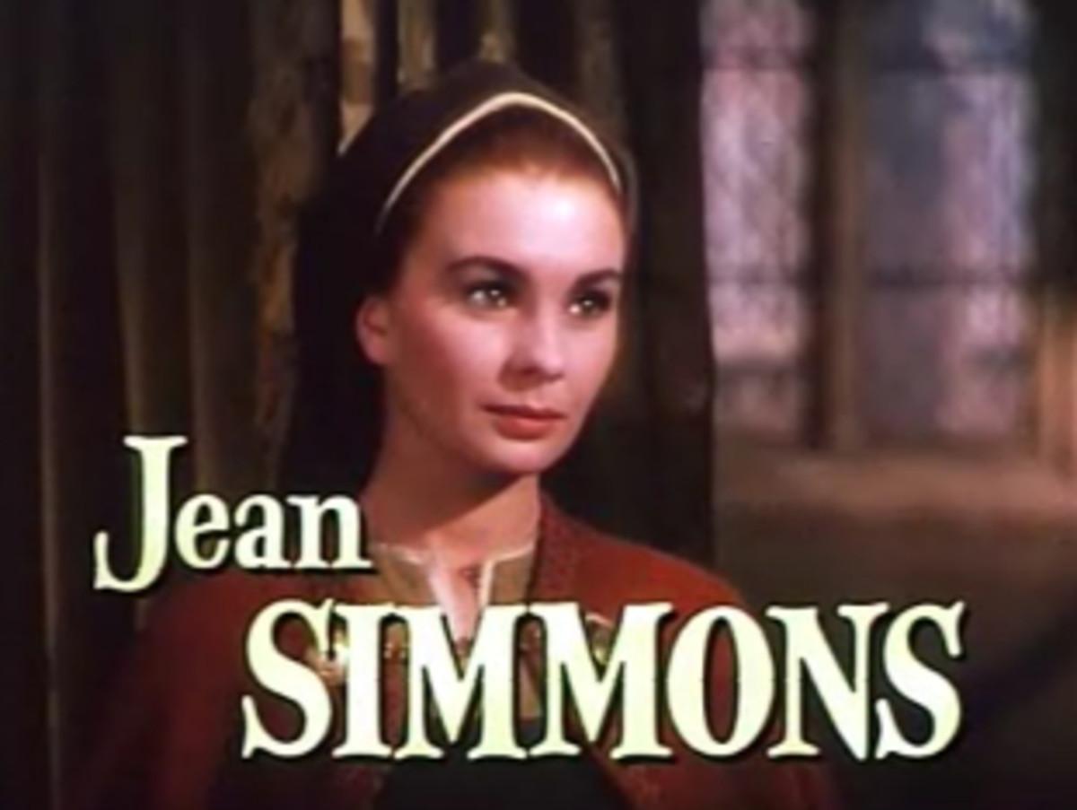 Jean Merilyn Simmons, OBE (January 31, 1929  January 22, 2010) - cancer deaths