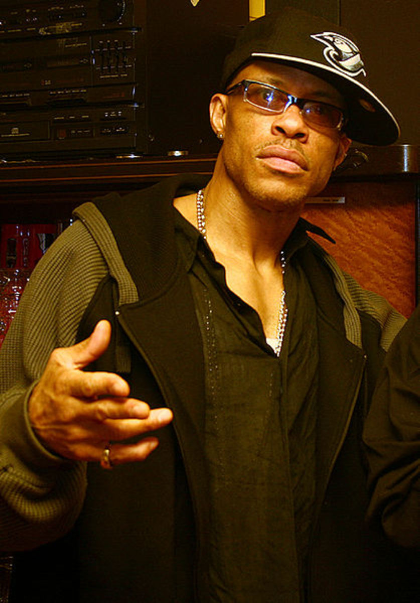 Keith Edward Elam (July 17, 1961  April 19, 2010), better known by his stage name Guru - cancer deaths