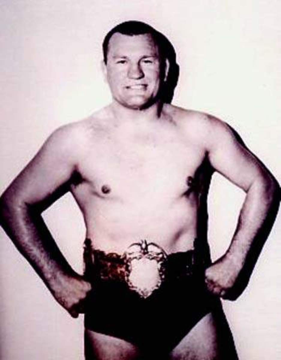 "Eugene Nicholas ""Gene"" Kiniski (November 23, 1928  April 14, 2010) - cancer deaths"