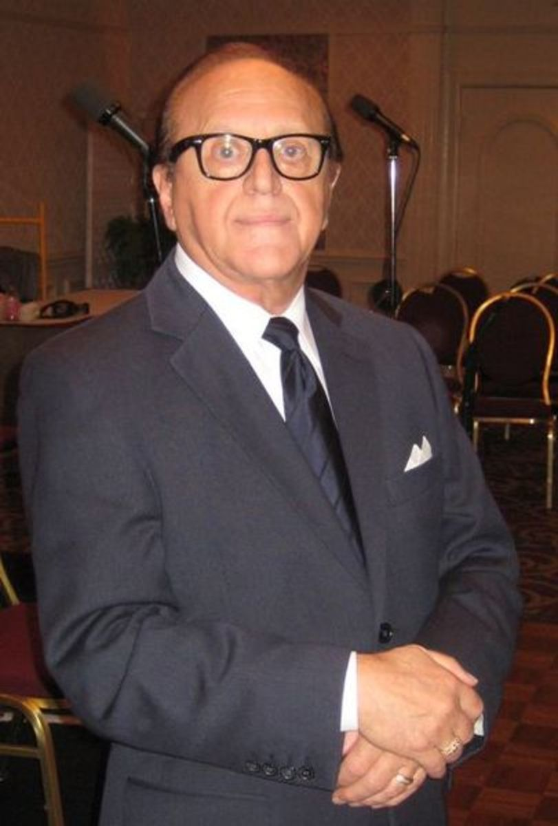 Eddie Carroll (September 5, 1933  April 6, 2010) - cancer deaths