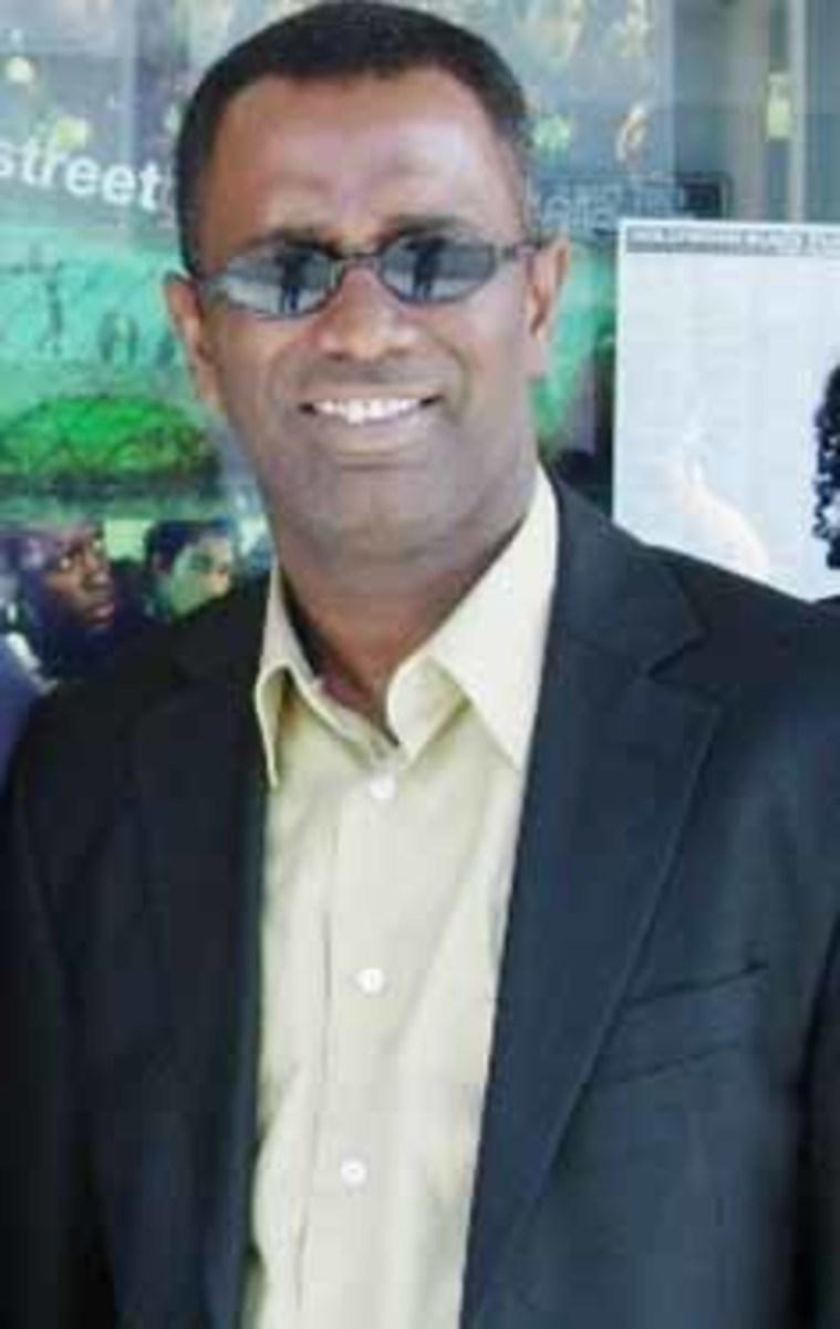 Sir Ian Michael Valz (August 28, 1957, Georgetown  April 28, 2010, St. Maarten) - cancer deaths