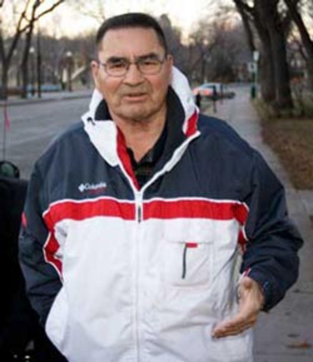 David Ahenakew (July 28, 1933  March 12, 2010) - cancer deaths