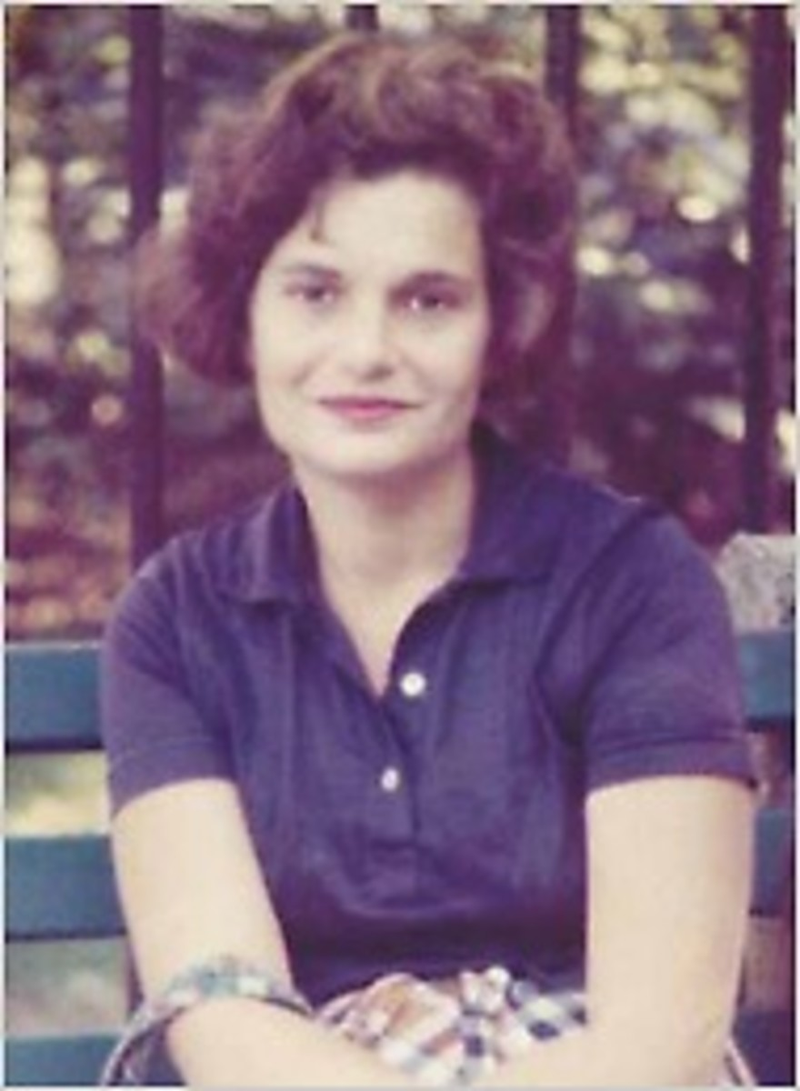 Laura Chapman Hruska (October 14, 1935 - January 9, 2010) - cancer deaths