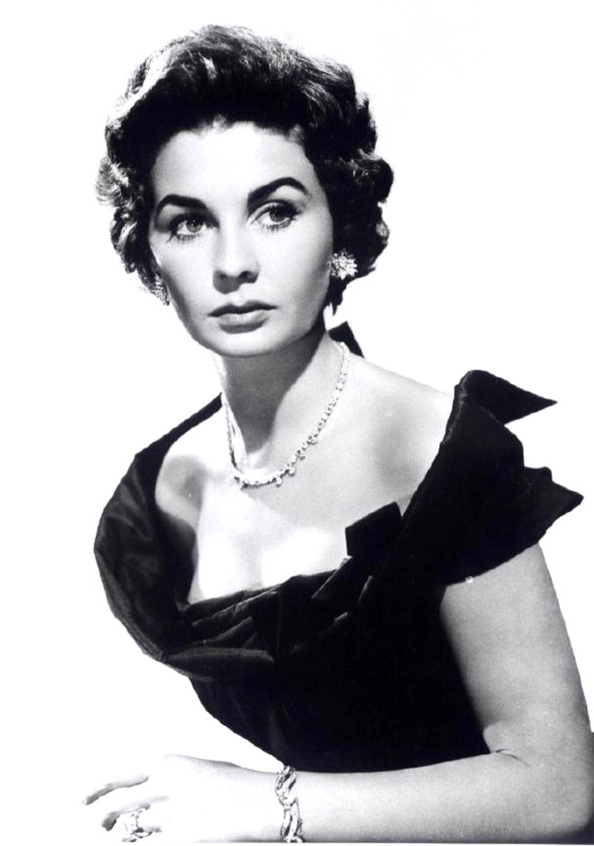 Jean Merilyn Simmons, OBE (January 31, 1929  January 22, 2010), died of cancer - cancer deaths