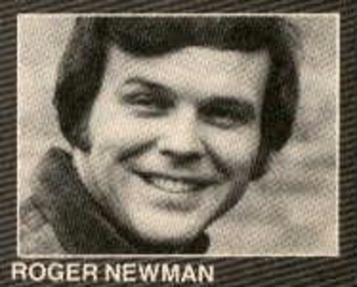 Roger Newman (31 August 1940  4 March 2010) - cancer deaths