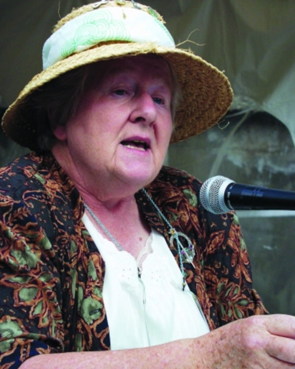 Marianna O'Gallagher (March 24, 1929  May 23, 2010) - cancer healths