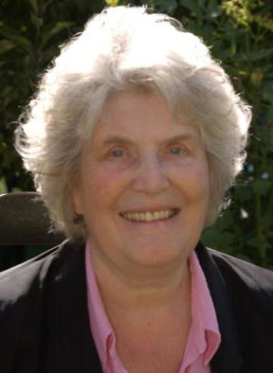 Frances Morrell (ne Frances Maine Galleway,  December 28, 1937 -  January 10, 2010) - cancer deaths