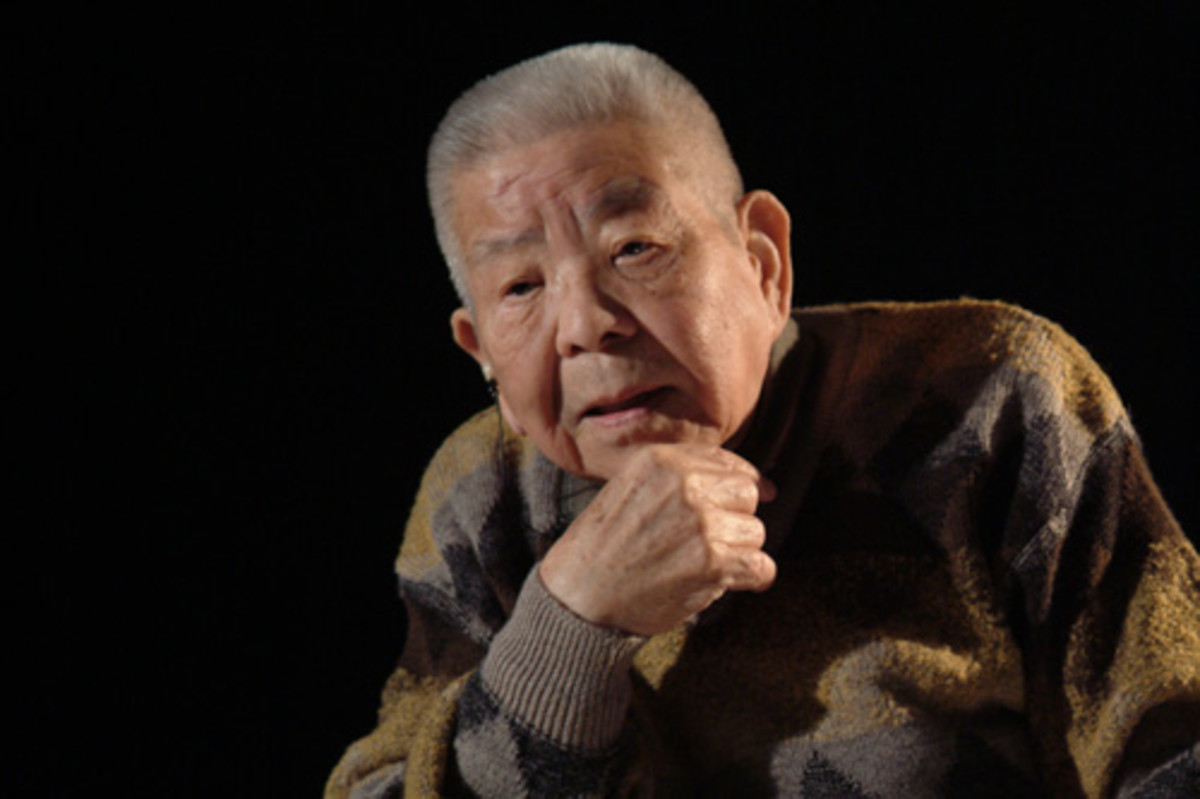 Tsutomu Yamaguchi  (March 16, 1916 - January 4, 2010) - cancer deaths