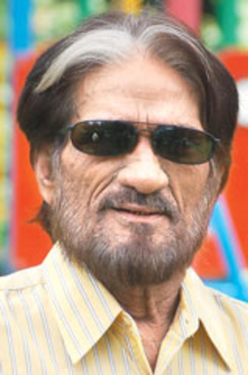 Mohan Makijany (1938  10 May 2010) - cancer deaths
