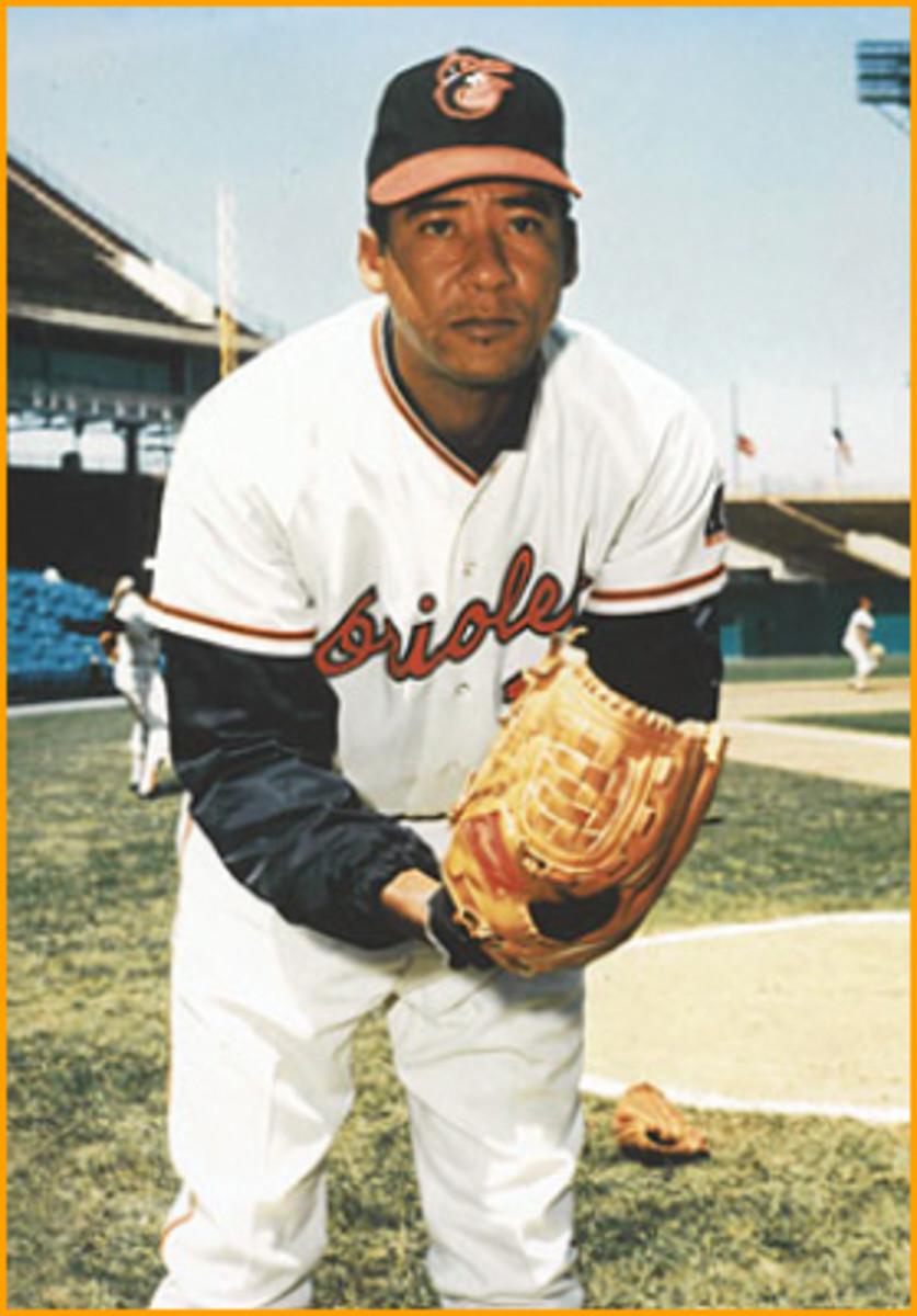 Miguel Angel Cuellar Santana (May 8, 1937  April 2, 2010), familiarly known as Mike Cuellar - cancer deaths