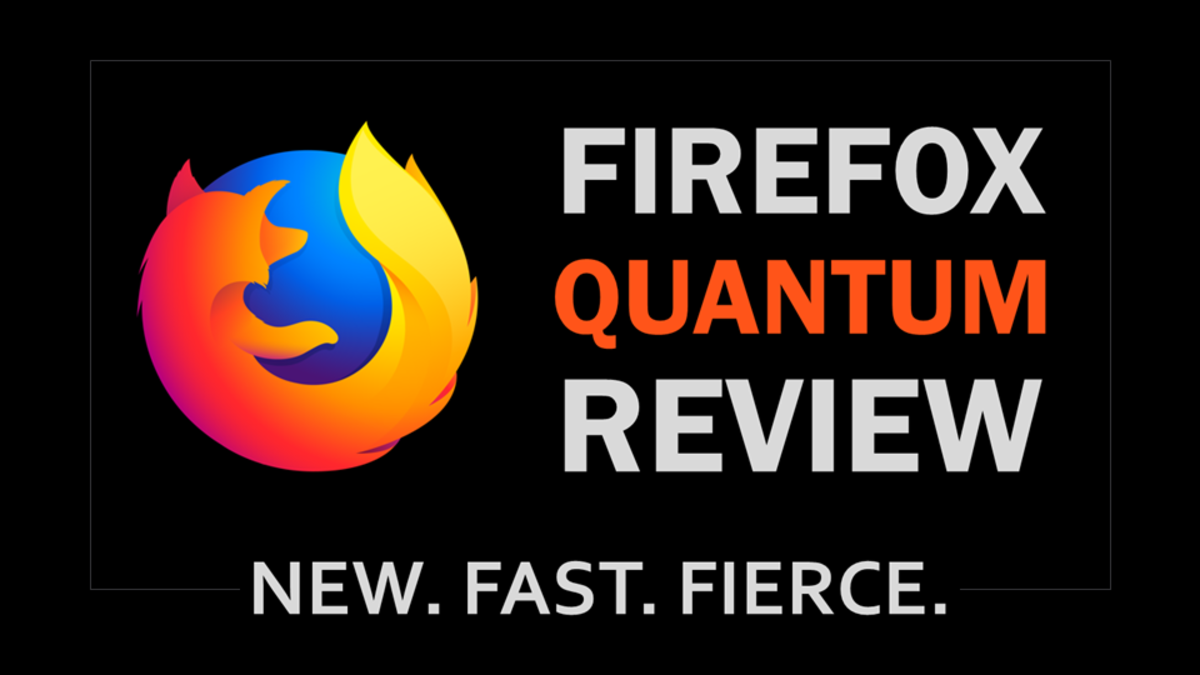 Firefox Review 2018