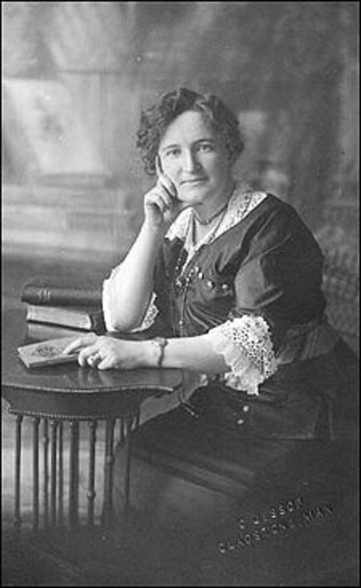 Nellie McClung Facts