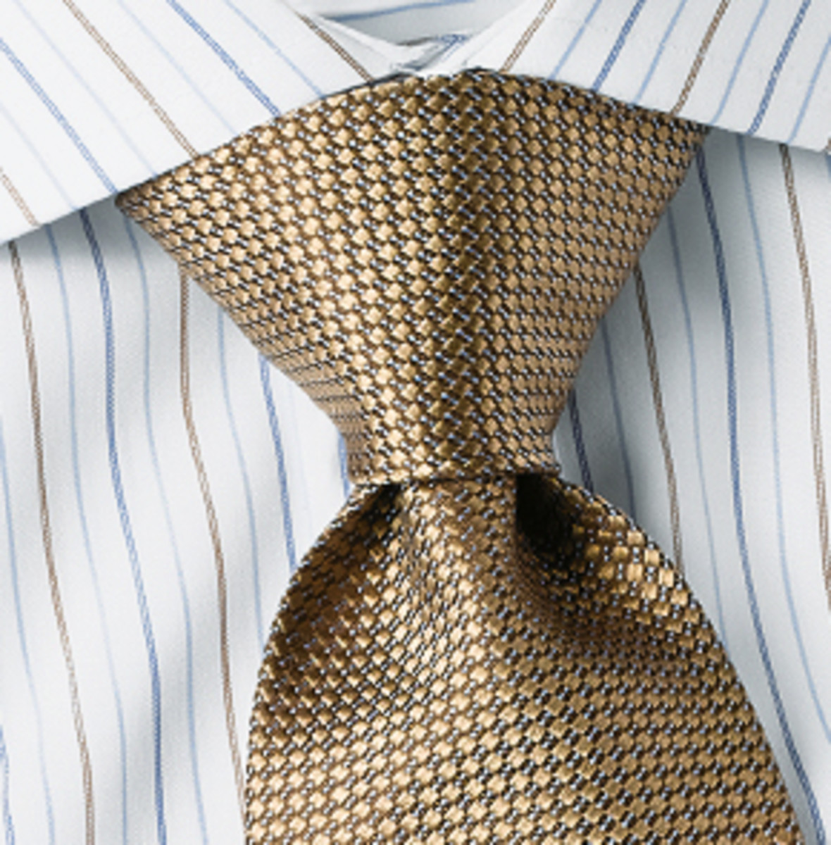 Learn How To Tie A Tie: Windsor, Shell, Four-In-Hand Knots Step-by-Step