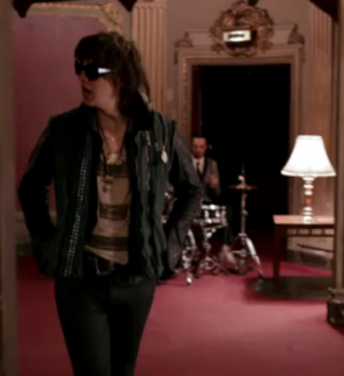 Julian Casablancas Fashion