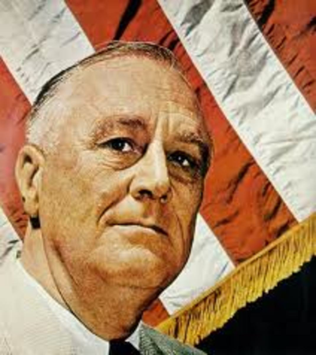 Pres. Franklin Delano Roosevelt