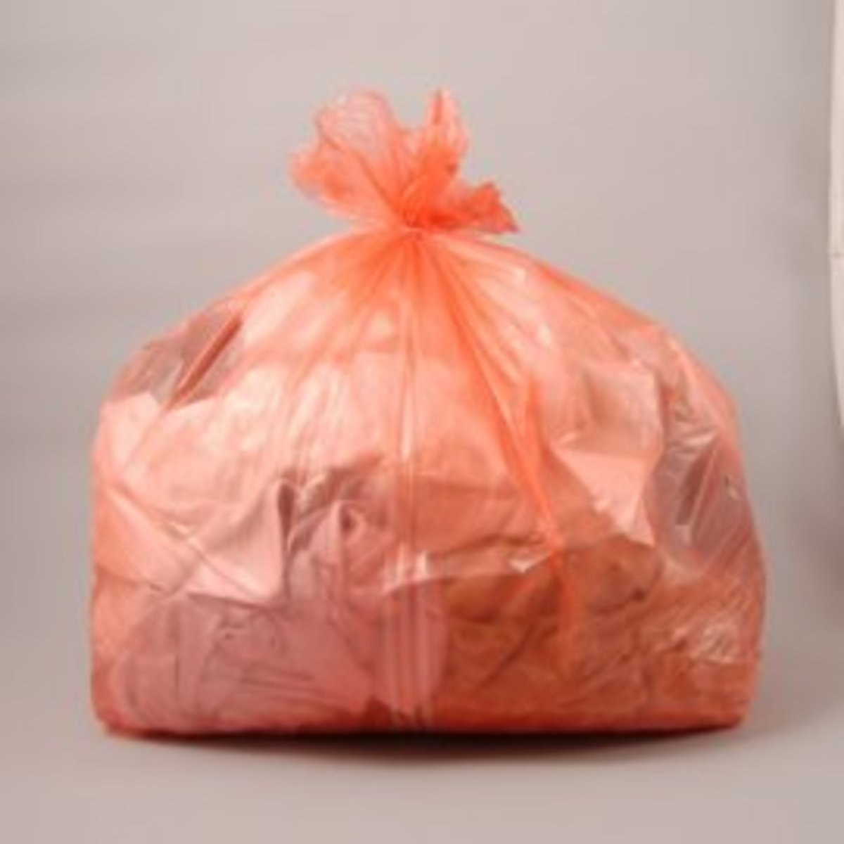 Red dissolvable strip laundry bags can be purchased from numerous online retailers